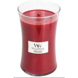 Woodwick Vonná svíčka váza Pomegranate 609,5 g