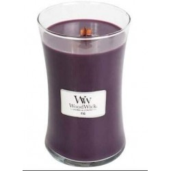 WoodWick Vonná svíčka Fig 609,5 g