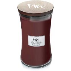 WoodWick Vonná svíčka Black Cherry 609,5 g