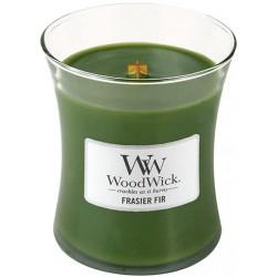 WoodWick Vonná svíčka Frasier Fir 85 g