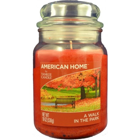 Yankee Candle American Home A Walk in the Park 538 g